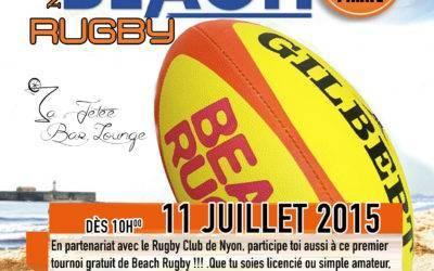 Beach Rugby 2015