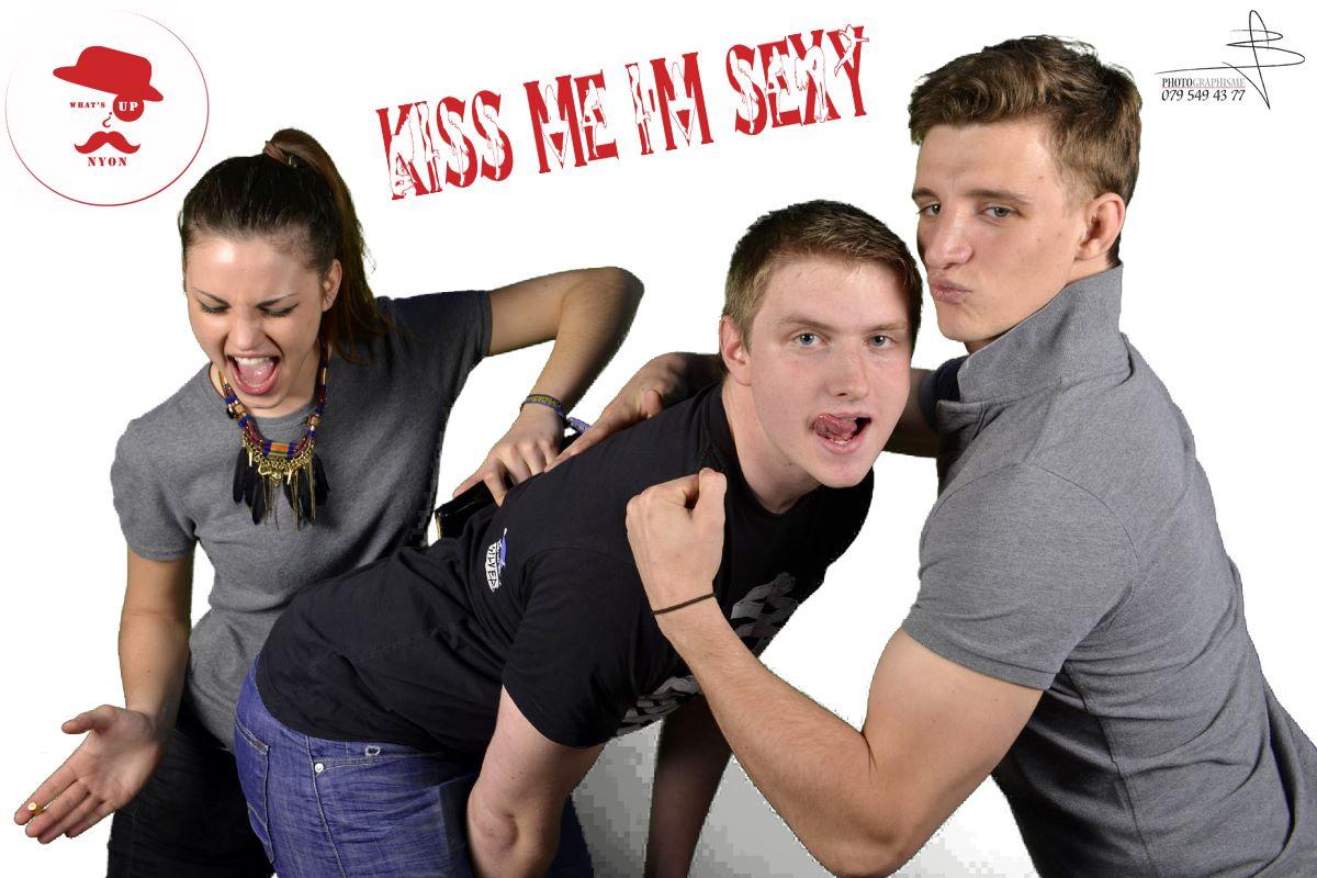 Kiss Me I'm sexy